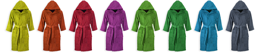 hooded-bathrobes
