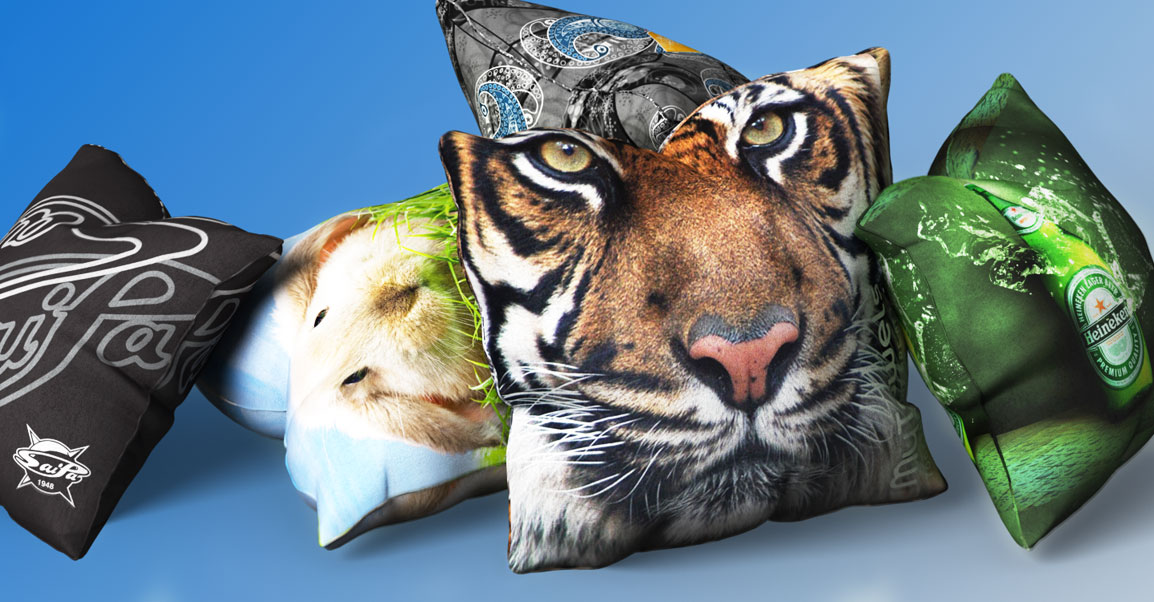 Digital Printed Cushions